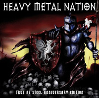Heavy Metal Nation 8  CD-Cover