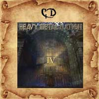 Heavy Metal Nation IV CD-Cover